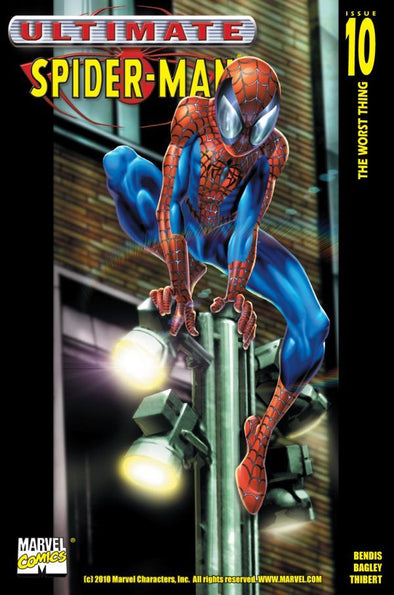 Ultimate Spider-Man (2000) #010