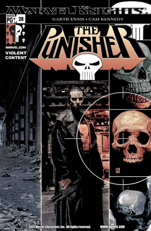 Punisher (2001) #28