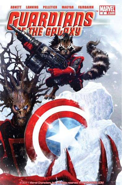 Guardians of the Galaxy (2008) #02