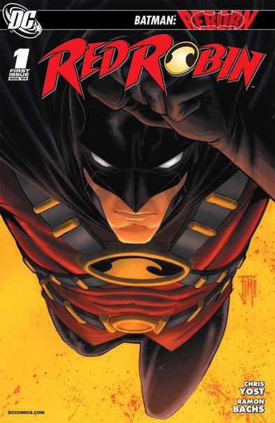 Red Robin (2009) #01