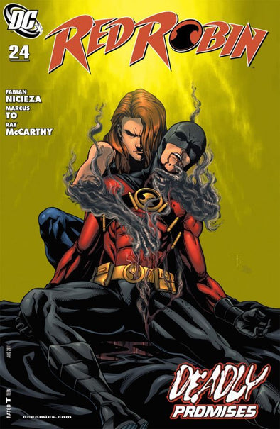 Red Robin (2009) #24