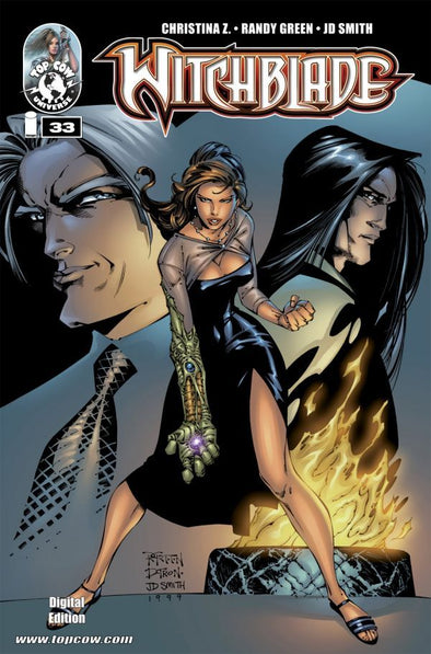 Witchblade (1995) #033