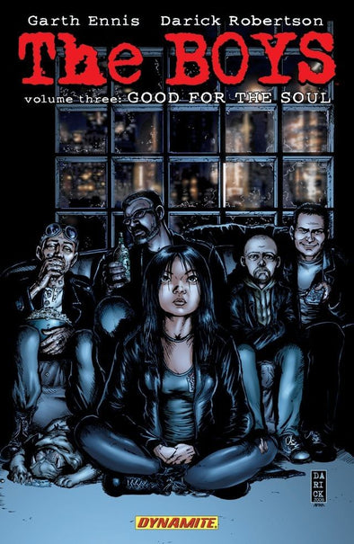 Boys TP Vol. 03: Good for the Soul (Signed by Garth Ennis)