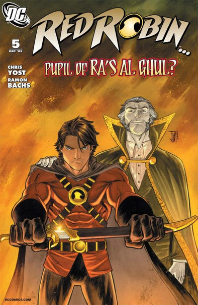 Red Robin (2009) #05