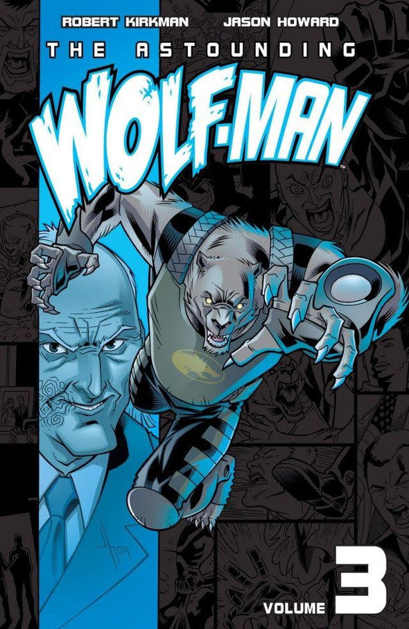 Astounding Wolf Man TP Vol. 03