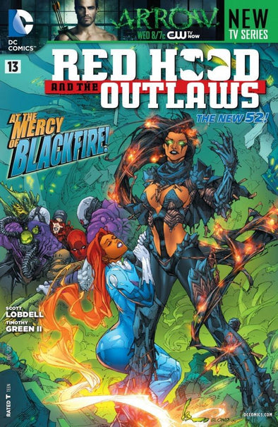 Red Hood and the Outlaws (2011) #13