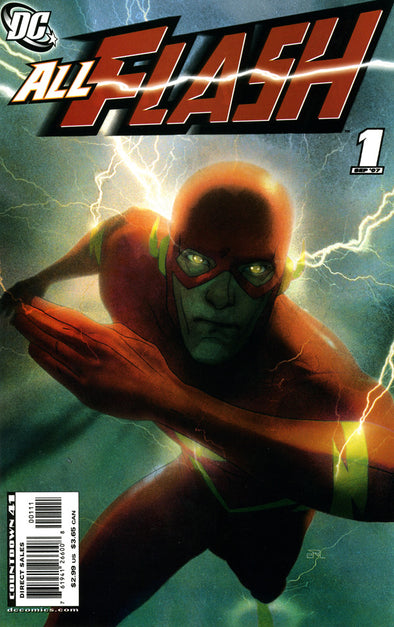 All Flash (2007) #01