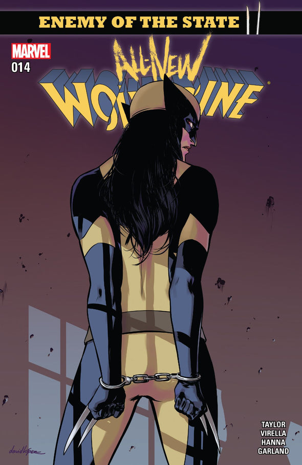 All-New Wolverine (2015) #14