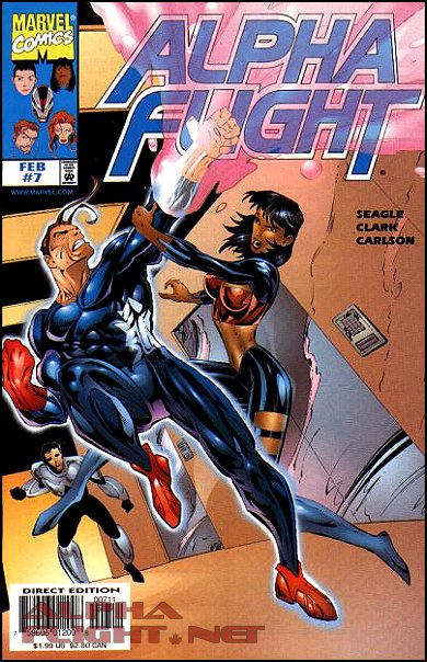 Alpha Flight (1997) #07