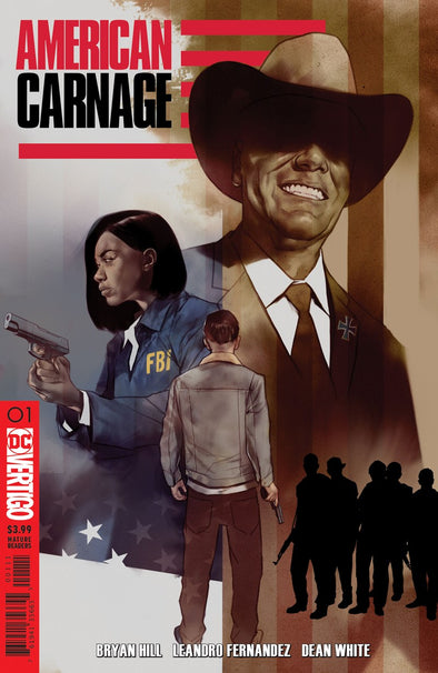 American Carnage (2018) #01 (SDCC Advance Preview Copy)