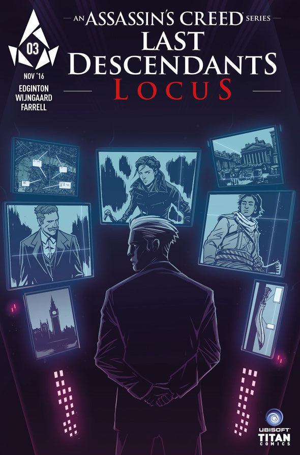 Assassin's Creed: Locus #03