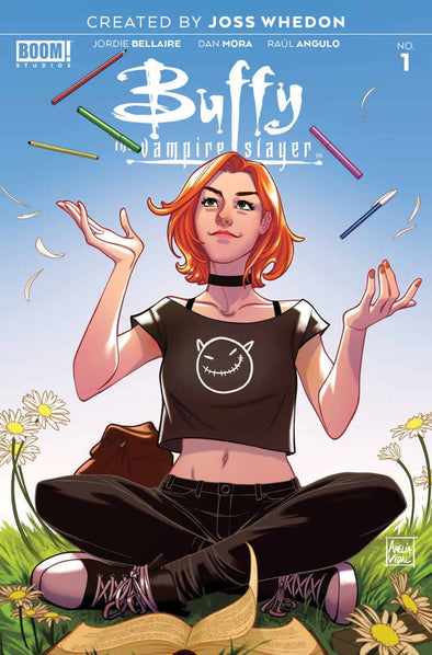 Buffy the Vampire Slayer (2019) #01 (2nd Printing)
