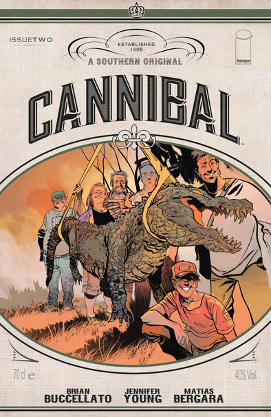Cannibal (2016) #02
