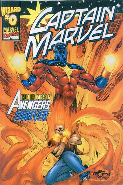 Captain Marvel (2000) #00