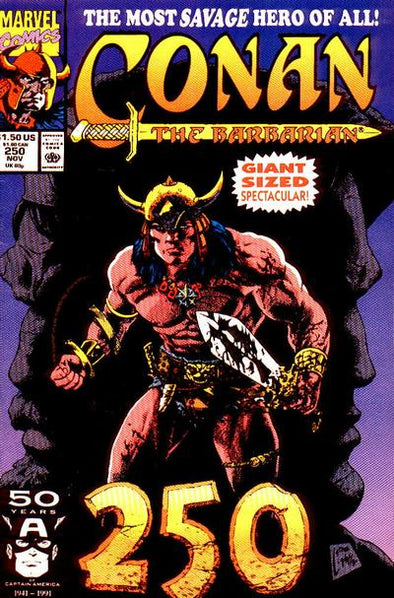 Conan the Barbarian (1970) #250