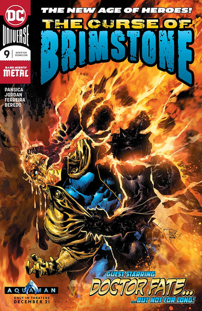 Curse of Brimstone (2018) #09