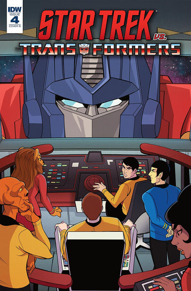 Star Trek vs Transformers (2018) #04
