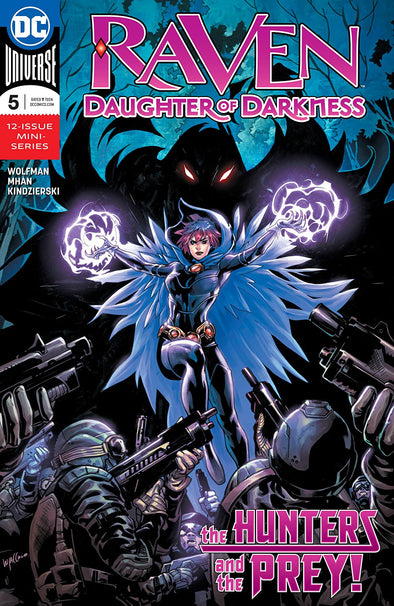 Raven: Daughter of Darkness (2018) #05
