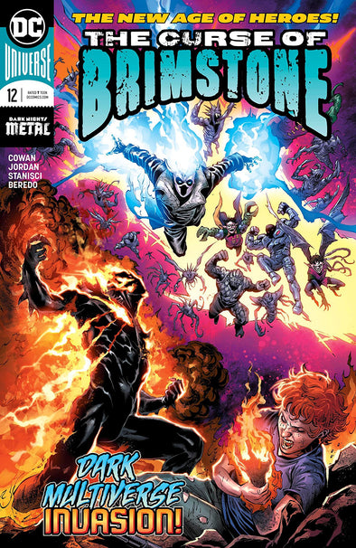 Curse of Brimstone (2018) #12