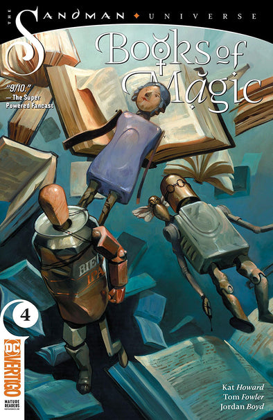 Books of Magic (2018) #04