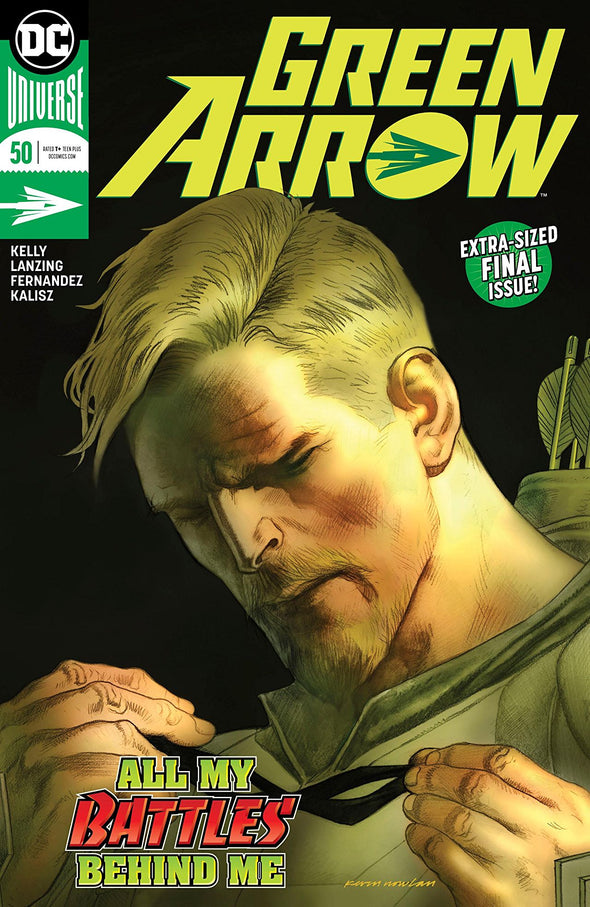 Green Arrow (2016) #050