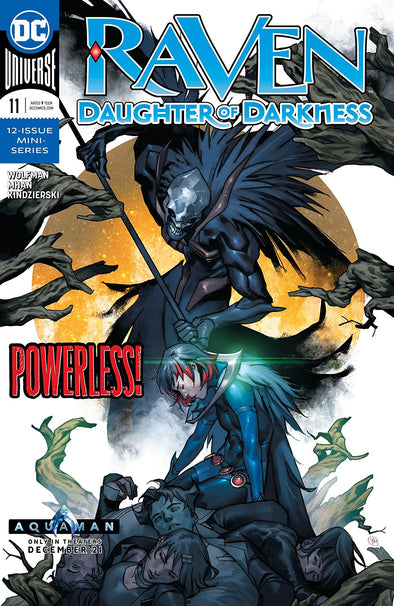 Raven: Daughter of Darkness (2018) #11