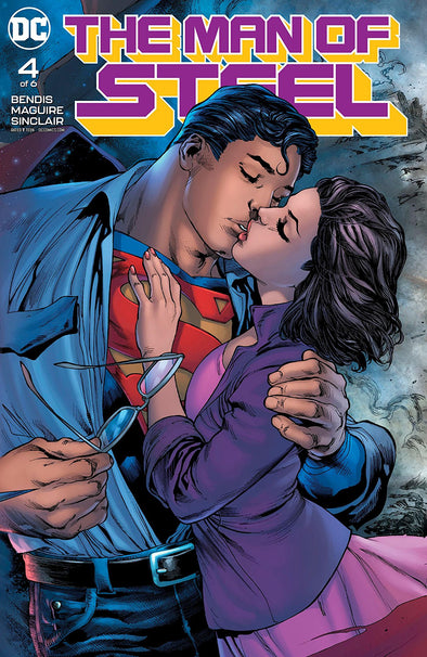 Man of Steel (2018) #04