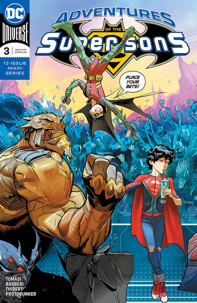 Adventures of the Super Sons (2018) #03