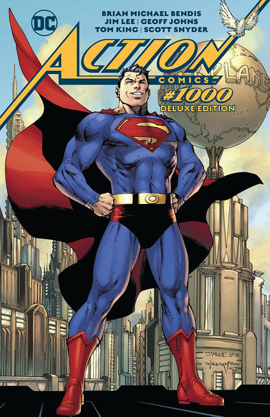 Action Comics #1000 The Deluxe HC