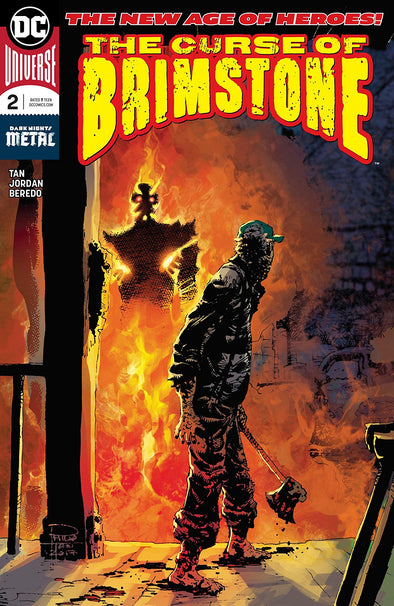 Curse of Brimstone (2018) #02