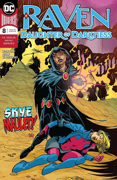 Raven: Daughter of Darkness (2018) #08