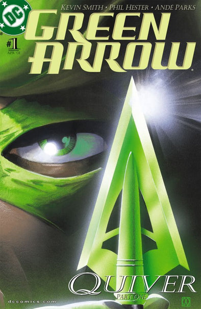 Green Arrow (2001) #001