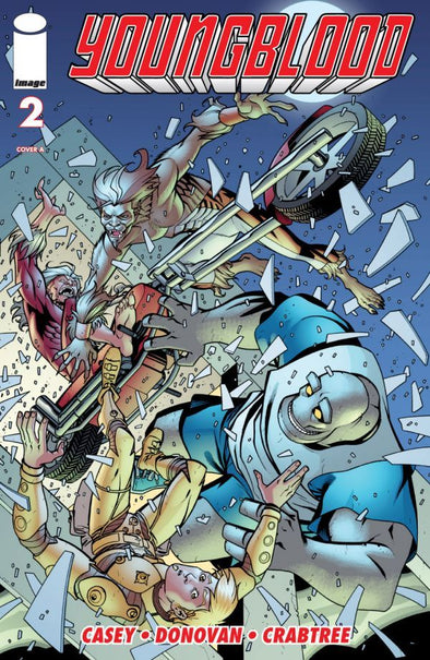Youngblood (2008) #02