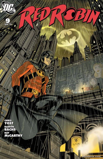 Red Robin (2009) #09