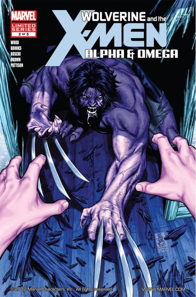 Wolverine and the X-Men Alpha and Omega (2012) #02 (of 5)