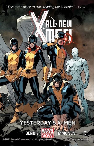 All-New X-Men (2012) TP Vol. 01: Yesterdays X-Men