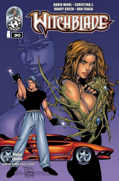 Witchblade (1995) #030