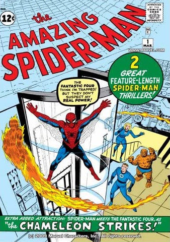 Amazing Spider-Man (1963-1999) Vol. 01