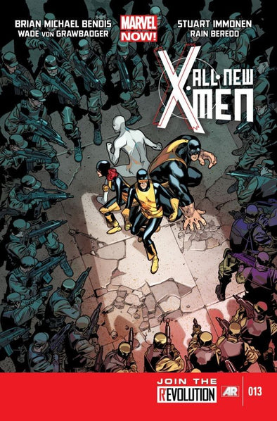 All-New X-Men (2012) #13