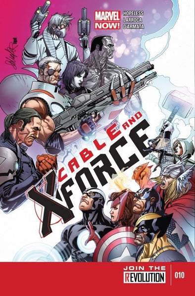 Cable & X-Force (2012) #10