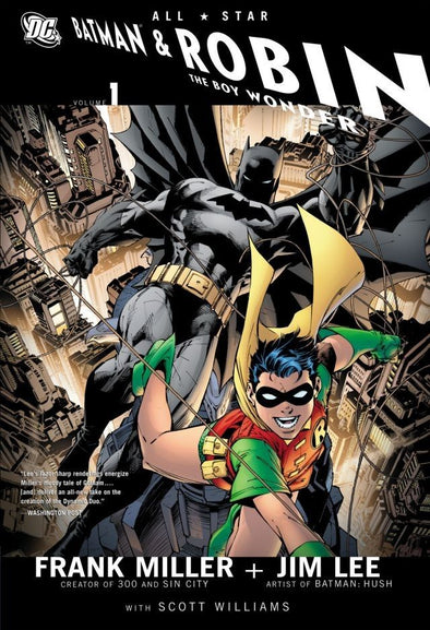 All-Star Batman & Robin The boy Wonder HC Vol. 01