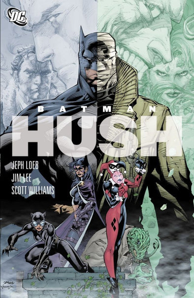 Batman Hush TP