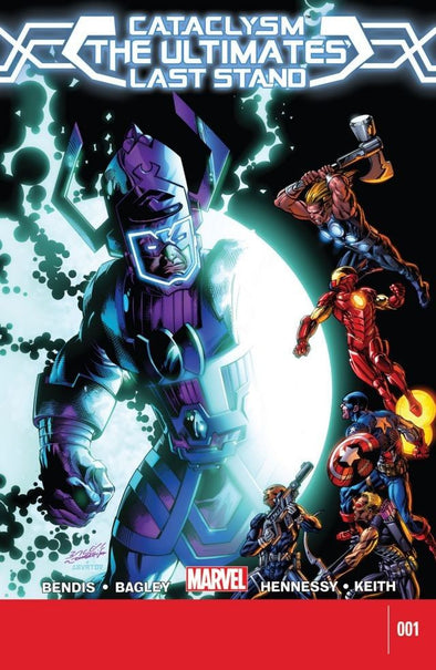 Cataclysm: The Ultimates' Last Stand #01