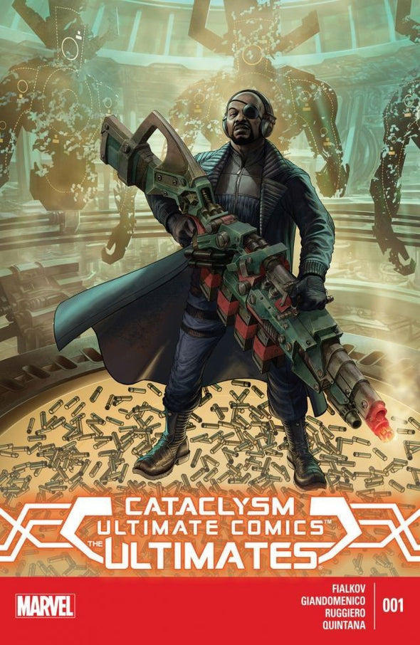 Cataclysm: Ultimate Comics Ultimates #01