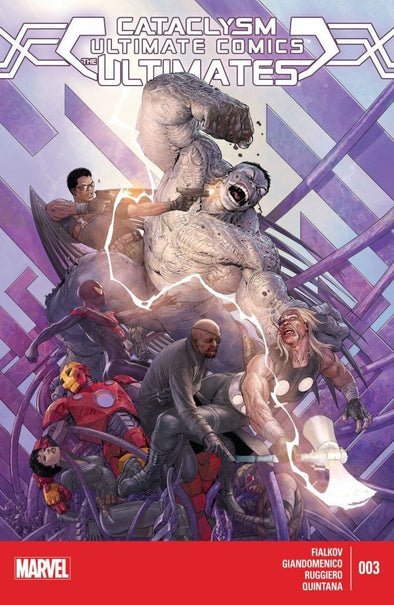 Cataclysm: Ultimate Comics Ultimates #03