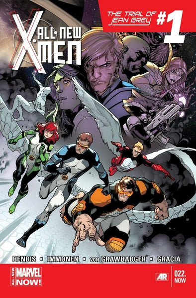All-New X-Men (2012) #22