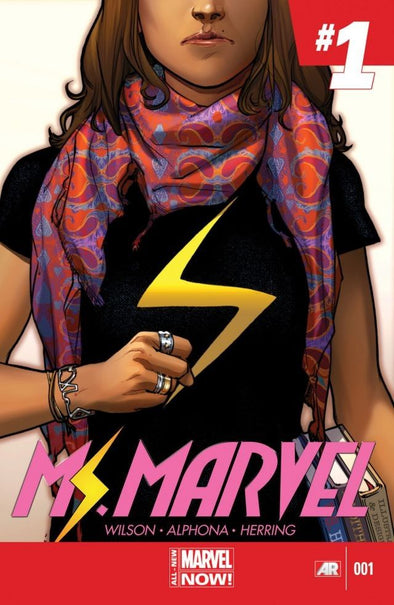 Ms. Marvel (2014) #01