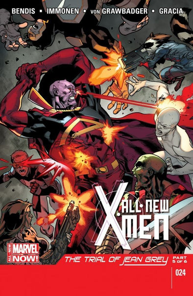 All-New X-Men (2012) #24