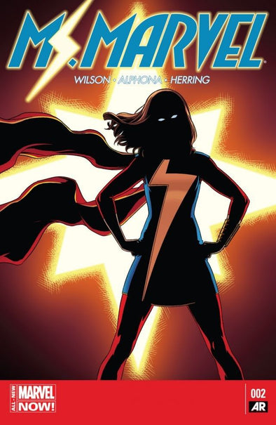 Ms. Marvel (2014) #02
