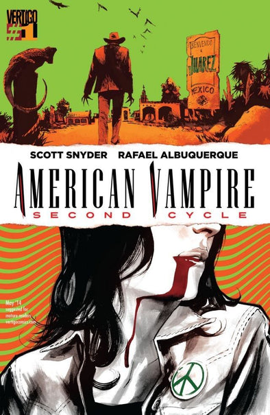American Vampire: Second Cycle (2014) #001